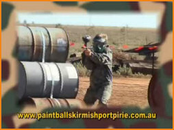 Paintball Skirmish Port Pirie Video Intro Trailer